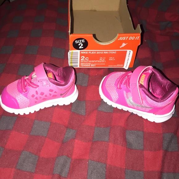 Nike Shoes | Nike Baby Girls Shoes Size